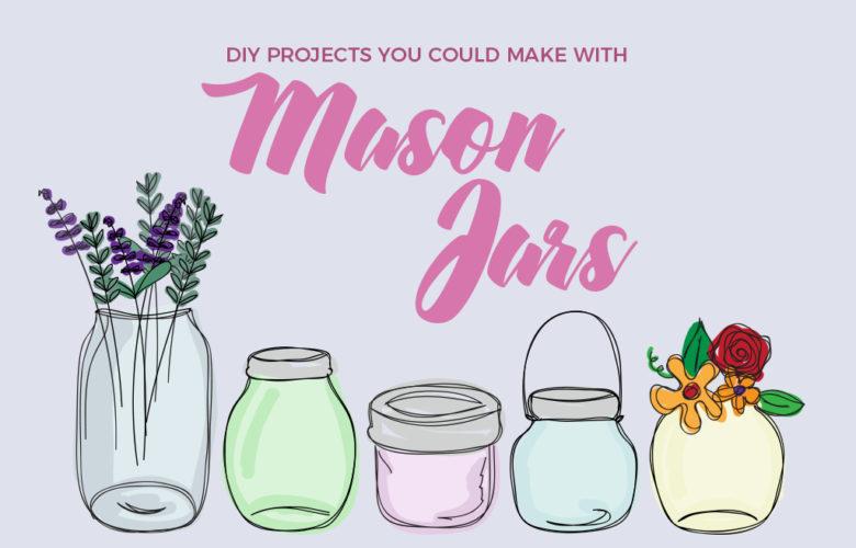 Mason Jar DIY home kit