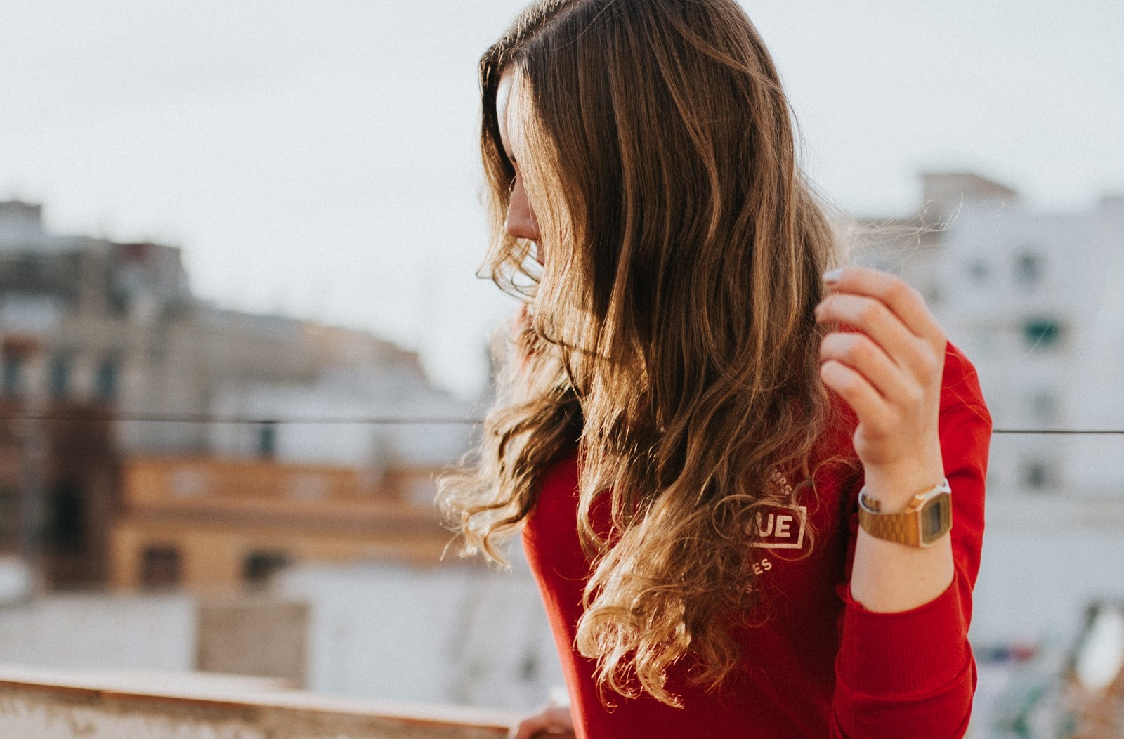 3 Ways To Maintain A Gorgeous Locks in red