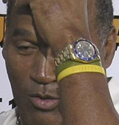 O. J. Simpson Submariner