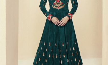 Salwar - The Face of Indian Fashion in Abroad