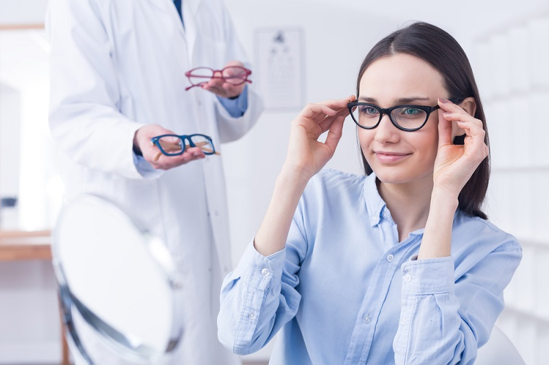 What Are Some of The Best General Eyecare Tips to Follow? glasses on