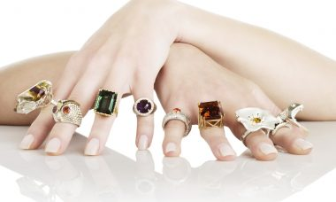 Ring Bling: How to Style Rings With Your Wardrobe