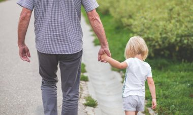 The importance of grandparents in a child's life