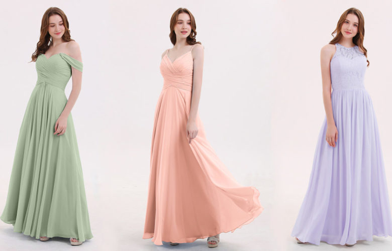 Formal Dress Styles for Your Prom