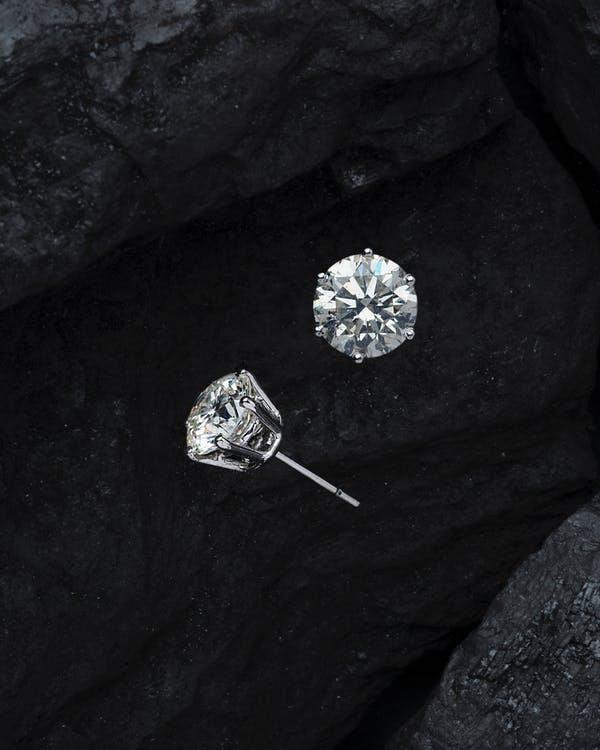 Buying Diamond Earrings