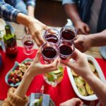 Regular consumption of red wine after dinner: a boon or a curse
