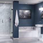 Bathroom Wall Remodels Before and After