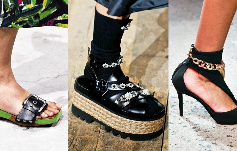 Shoes to Wear With Summer's Dress Trends