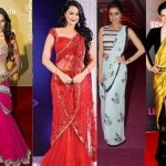 How to wear saree - step by step guide on the process