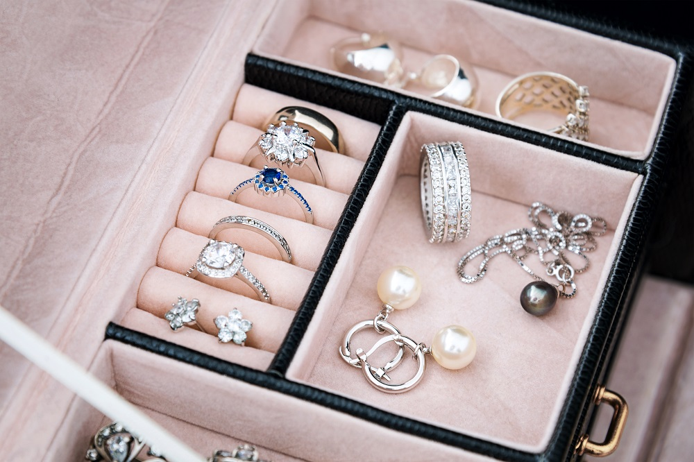 Jewellery Finding And Its Inspection