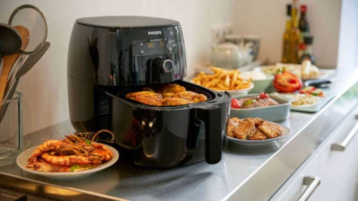 Largest Air Fryer