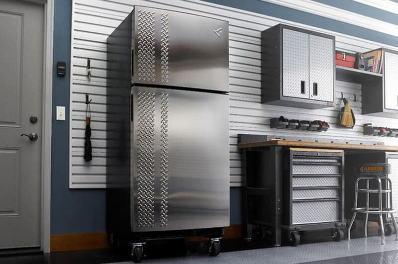 fridges for garages