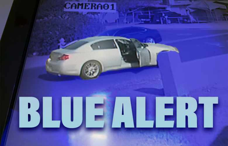 what is a blue alert