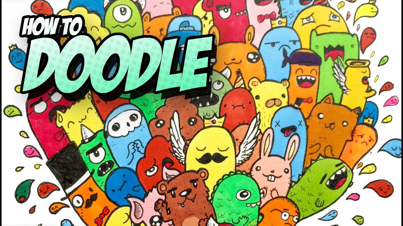 doodle fiction