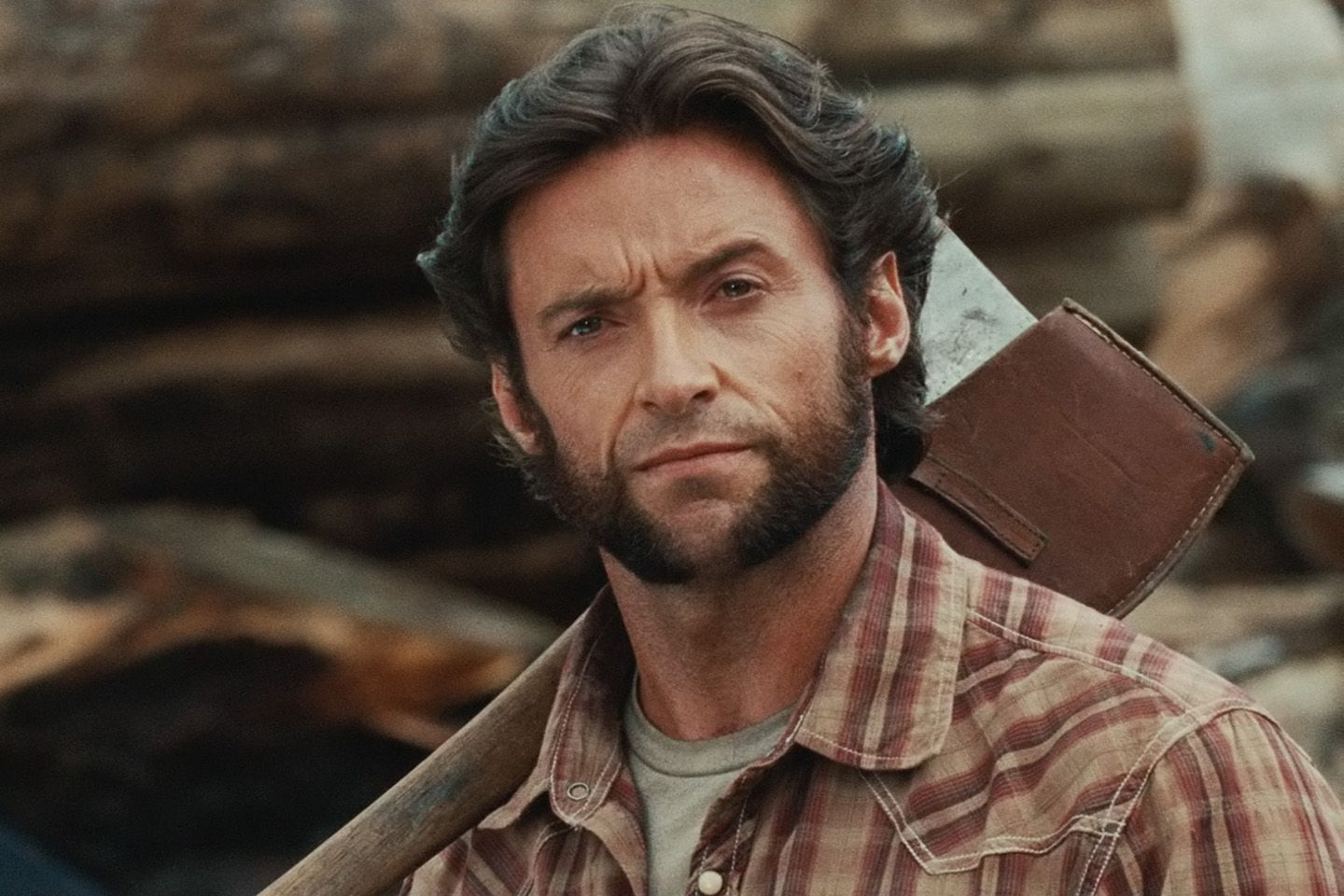Wolverine Haircut style