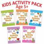 Buyer's Guide For Fun And Learn Through Activity Books For Kids