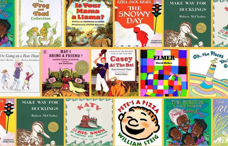 Get free children books online