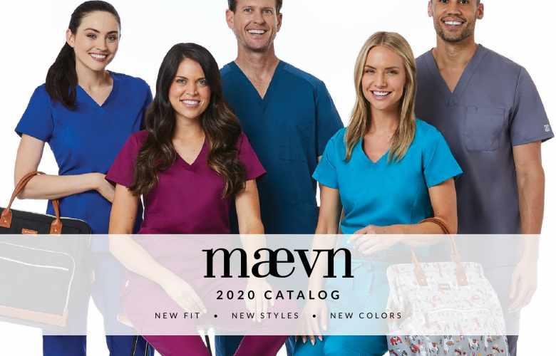 Hospital Maevn scrubs