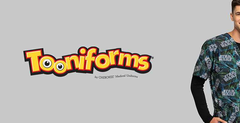 tooniforms by CHEROKEE