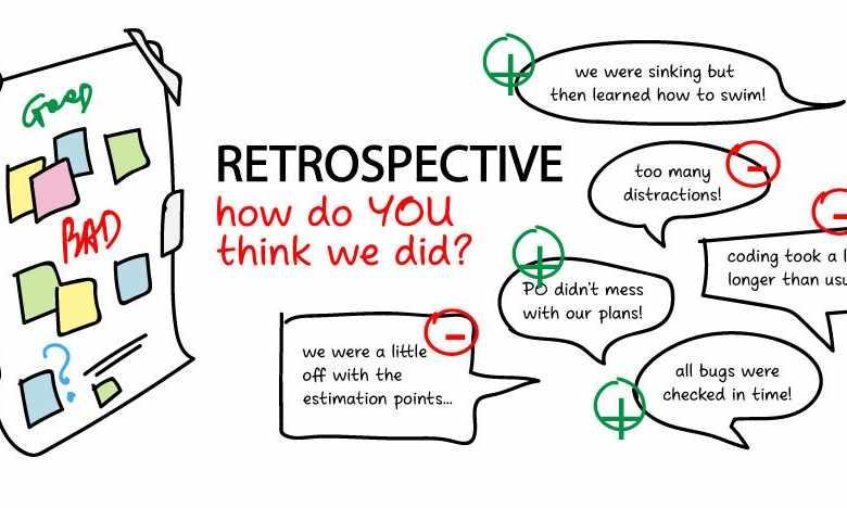 retrospective meeting