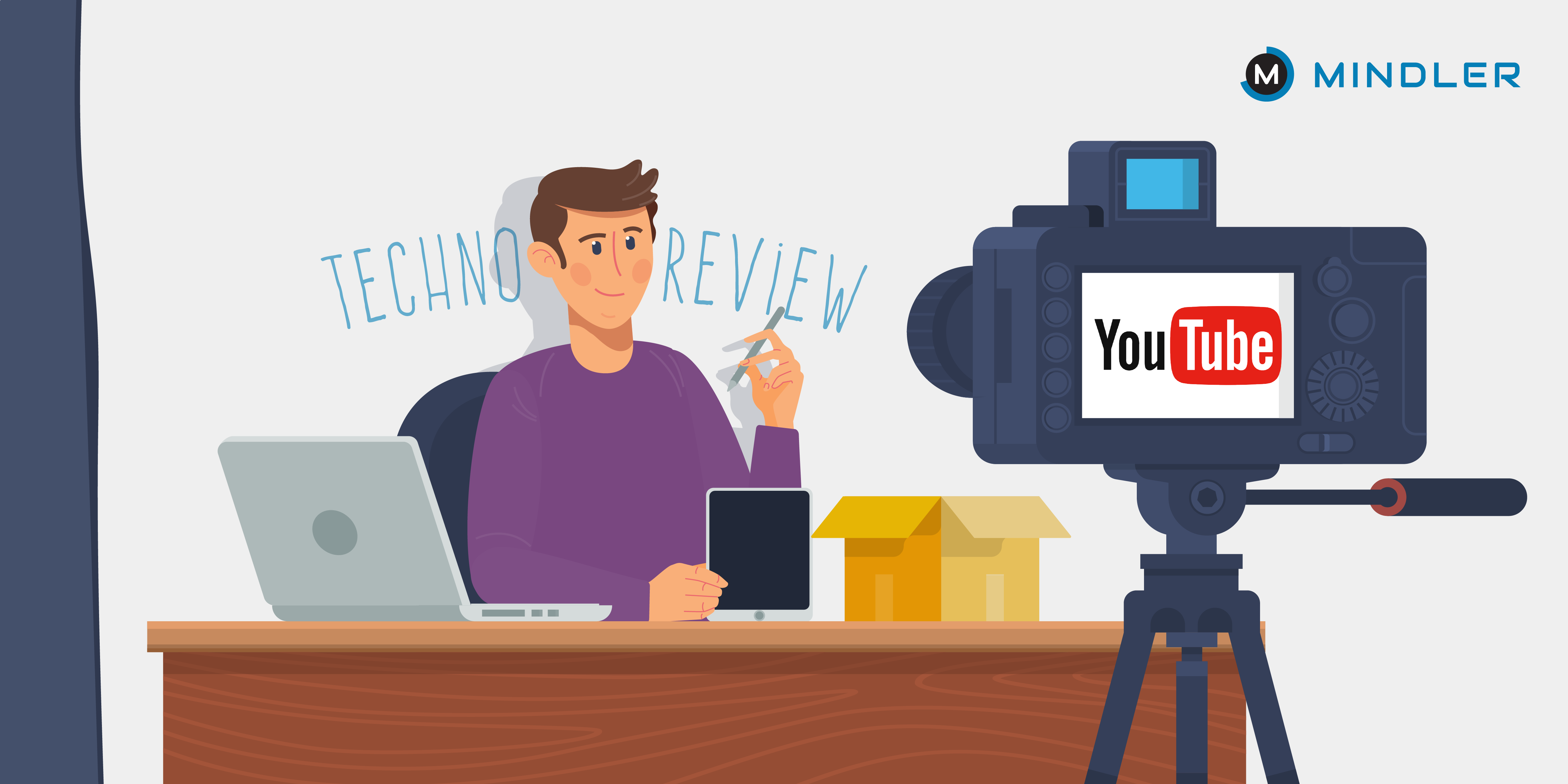 How To Become YouTuber: All You Need to Know  Everyone dreams of becoming a YouTuber. After all, why not? The influencers are earning so much these days, and it's such a fun job. Isn't it? If you too want to learn how to become YouTuber, keep reading further.   All successful YouTubers did not get famous overnight; they have put in their best efforts. If you want to learn how to become a YouTuber and earn money, you need to do your research.   Everything starts from the basics, and moving on the right path will eventually be helpful. Becoming a YouTuber isn't easy as it appears on the screen. It would help if you struggled and worked hard for it. Becoming a YouTuber isn't about following your heart only; you need to dedicate yourself entirely to it.   How to become YouTuber?  If you believe that all successful YouTubers are earning millions, you may be wrong. However, they do earn a significant sum of money and are extremely effective. If you want to learn how to become YouTuber and earn money, you need to learn everything from the basics.   Here's everything you need to know about how to become YouTuber.   Decide your niche When you start to promote yourself online, it is extremely crucial to choose your niche. Going all haywire without deciding what or how you want to proceed further can be a considerable drawback.   The best way to decide your niche is to list a few niches that suit your interest. It is extremely crucial to be organized and maintain consistency to get extra benefits. Moreover, when you work on a particular niche, you tend to attract an audience from that respective niche.   Whenever you're in an online business, you need to know that consistency is the key. It would be best if you had a clear focus for the particular niche. At the same time, if you want to be successful, you need to check which niche has less competition.   Be sure about your goals. If you want to know how to become YouTuber, you need to know what your goals are. YouTube is a vid