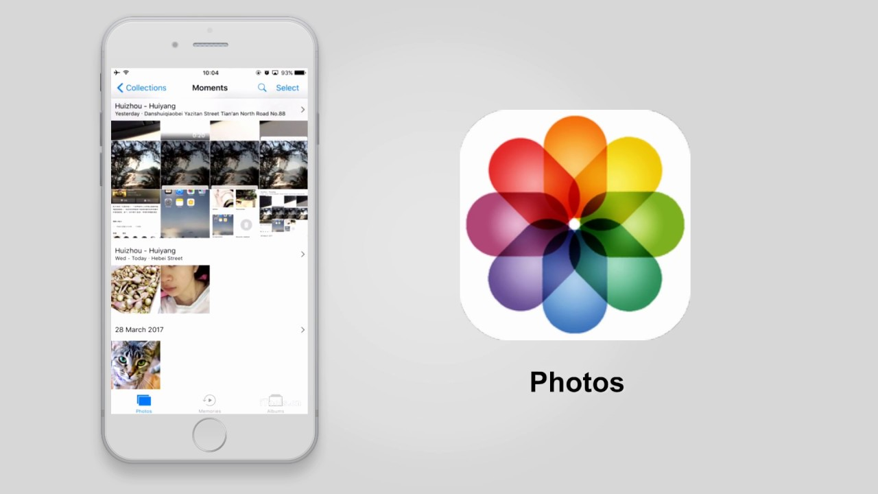 How to get deleted photos back from iPhone