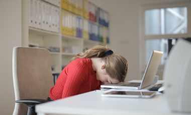 Sleepiness At Work