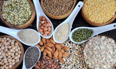 Protein Rich Food In Veg